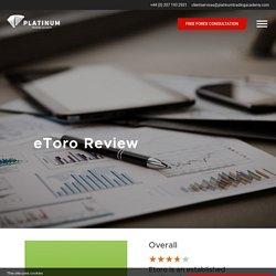 eToro Review 2020 - Platinum Trading Academy