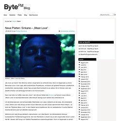 Platten : ByteFM Blog