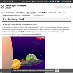 Play Academy Island