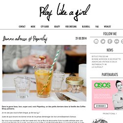 Play like a girl » Bonne adresse # Paperboy