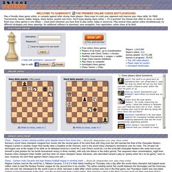 Play Chess Online - GameKnot.com