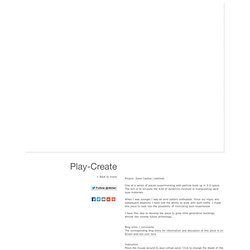 Create / Sand Castles