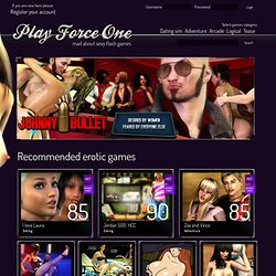 Play Force One - erotic flash games