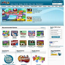 Club Pogo - Exclusive Games, No Ads, Bigger Prizes!