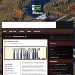 Play Titanic: Adventure Out of Time on modern PC's