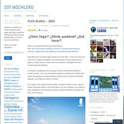 Playa Blanca – Barú