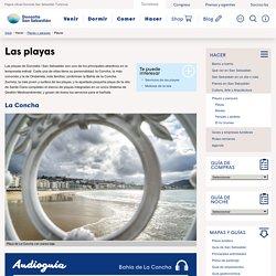 Playas - San Sebastián Turismo