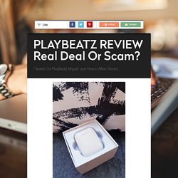 PLAYBEATZ REVIEW Real Deal Or Scam?