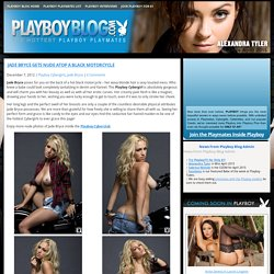 Playboy Blog - Viewing Page 95