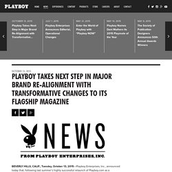 Playboy News - The Latest Playboy News