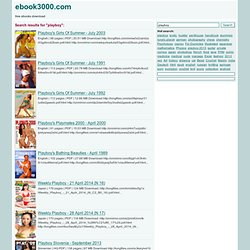 playboy search results - ebook3000.com