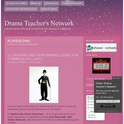 Drama Teacher's Network