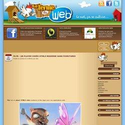 Plyr - Un player vidéo HTML5 moderne sans fioritures
