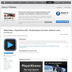 PlayerXtreme™ HD