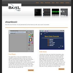 Free Cue Player software for sound
