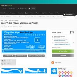 Easy Video Player - ext srt - single ok