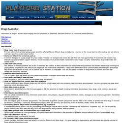 Playford Station - City of Playford - Drugs & Alcohol - Youth