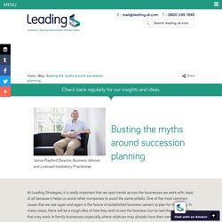 Jamie Playford & Succession Planning