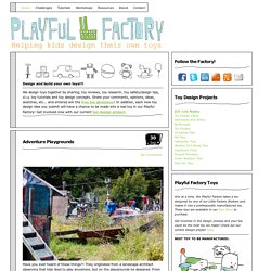 Playful Factory > DIY Toys for Kids