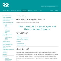KeypadTutorial