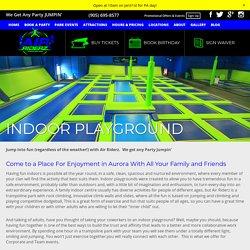 Jump into the Fun with Indoor Playground At Air Riderz Trampoline Park Aurora
