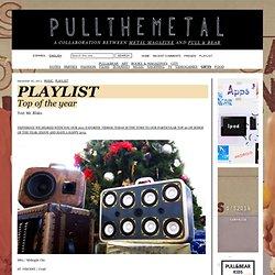 PLAYLIST - PullTheMetal
