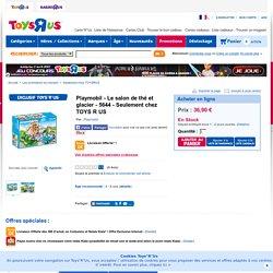 Playmobil - Le salon de thé et glacier - 5644 - Seulement chez TOYS R US - Playmobil