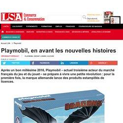 Playmobil, en avant les nouvelles histoires - Loisirs, culture