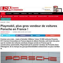 Playmobil, plus gros vendeur de voitures... - Loisirs, culture