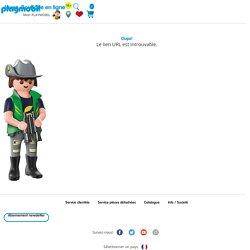 PLAYMOBIL® Jeux vue d'ensemble