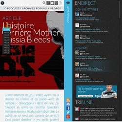 L'histoire derrière Mother Russia Bleeds - PC, Playstation 4, Devolver Digital, Steam, Le Cartel - Article - Factornews