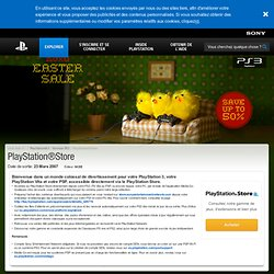 Network PlayStation Store