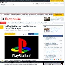 La PlayStation, de la volte-face au succès historique