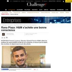 Rana Plaza: H&M s'achète une bonne conscience - 14 avril 2015