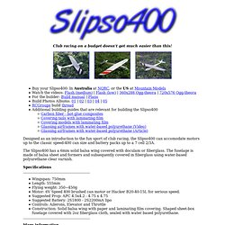 Slipso400 - Club Racer
