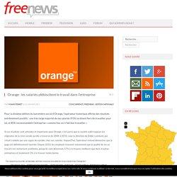 Orange : les salariés plébiscitent le travail dans l'entreprise