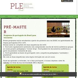 PM - Pré-Master, ancien BSC