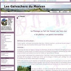 """La """"Pléchie"""" - Les Galvachers du Morvan"""