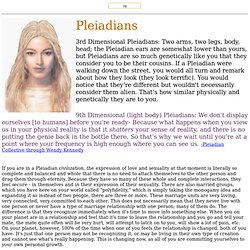 Are You A Pleiadian Related Keywords & Suggestions - Are You A