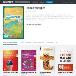 Calaméo - Plein d'énergies