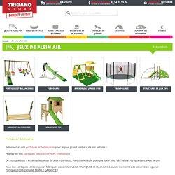 Jeux de plein air - Vente en ligne de jeux extérieurs pour enfants