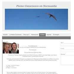 Pleine Conscience en Normandie