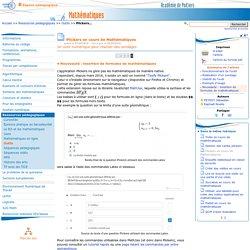 Plickers en cours de Mathématiques - Page 5/5 - Mathématiques