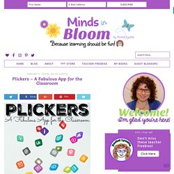 Plickers - A Fabulous App for the Classroom - Minds in Bloom