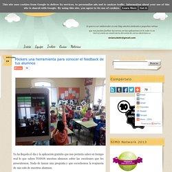 Plickers una herramienta para conocer el feedback de tus alumnos