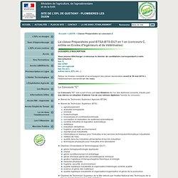 EPLEA Quetigny Plombières: Classe Préparatoire au concours C