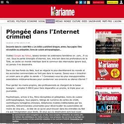 Plongée dans l'Internet criminel