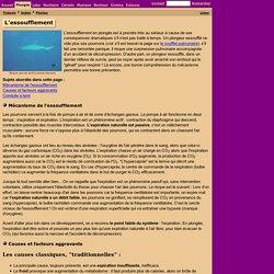Plongée sous-marine : L'essoufflement