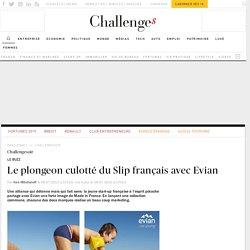 Cobranding slip français/Evian