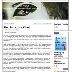 Plot Structure Chart